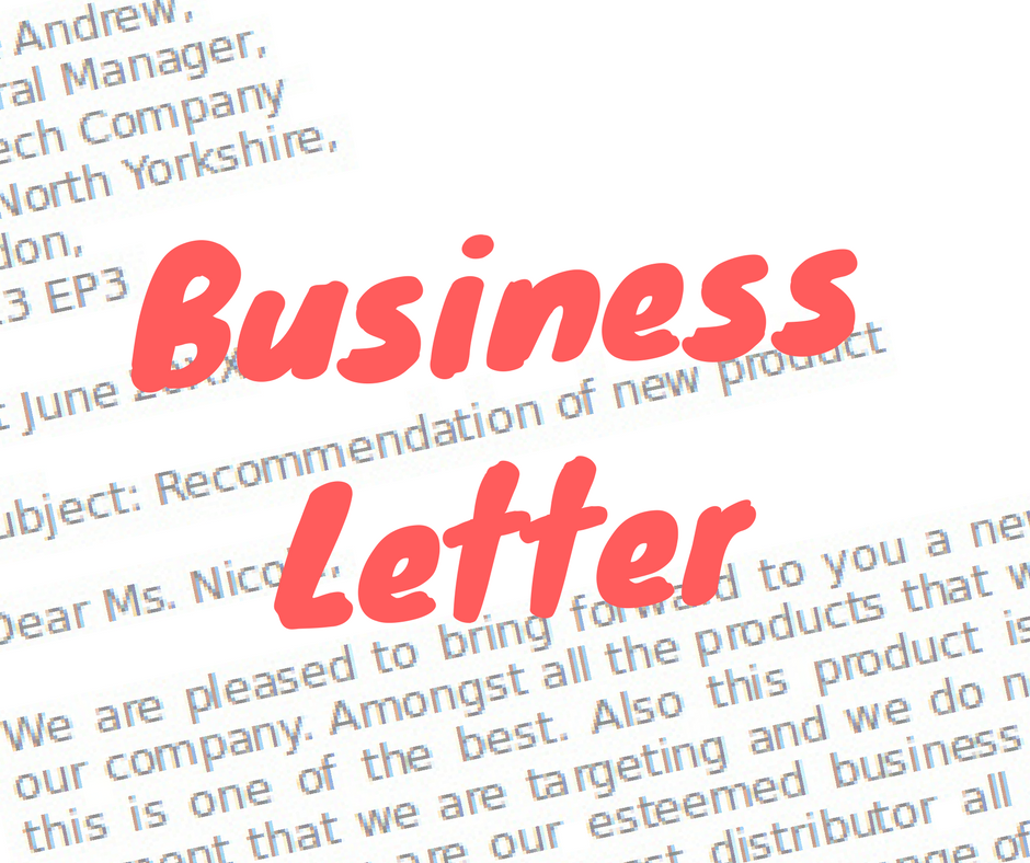 Best Font For A Business Letter from formalletter.net