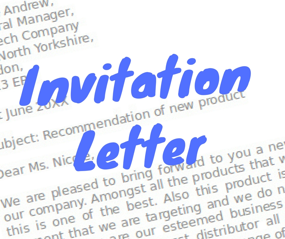 Visa Recommendation Letter Sample from formalletter.net